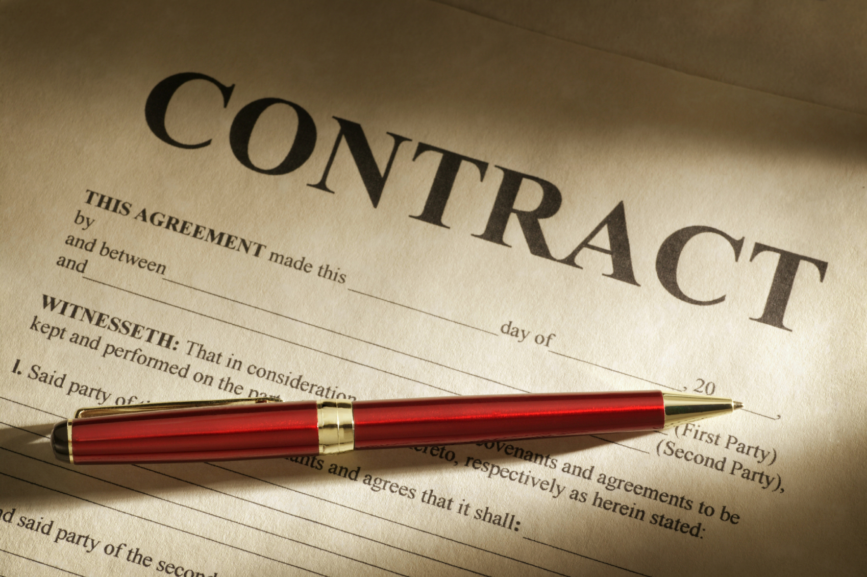 Buyers Agency Agreement Should You Sign