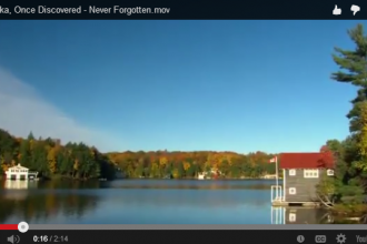 Muskoka Once Discovered Never Forgotten